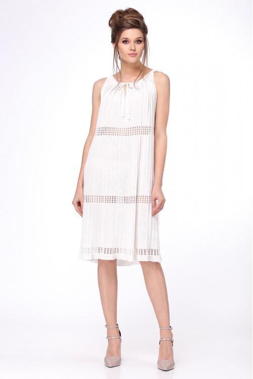 Платье женское C2633 из белорусского трикотажа купить оптом и в розницу