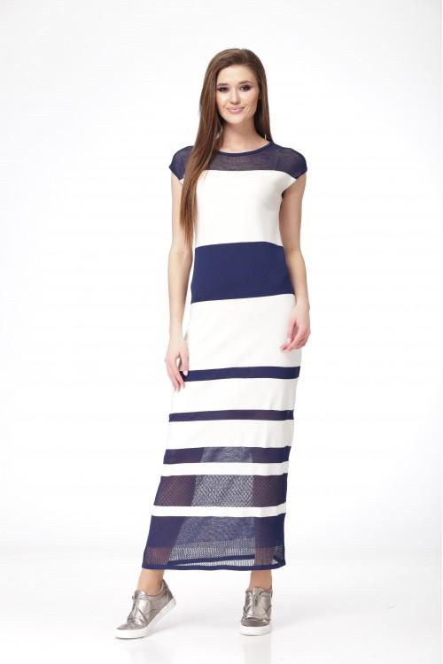 Платье женское C2634 из белорусского трикотажа купить оптом и в розницу